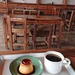 桐林館喫茶室 - 料理写真: