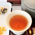 129048974 - 加賀棒茶。