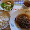 ビストロひまわり - 料理写真:チキンバジルソテー