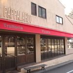 IL PAPPALARDO - 赤いテントが目印