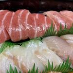 かっぱ寿司 - 極上盛り 4人前
