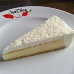 ノアノア - 北海道チーズの2層ケーキ