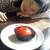 ノアノア - 真っ赤なりんごのケーキ と 孫