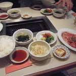 12906909 - カルビ定食でございます(2012.05)