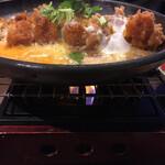 季鶏屋 - カツ煮