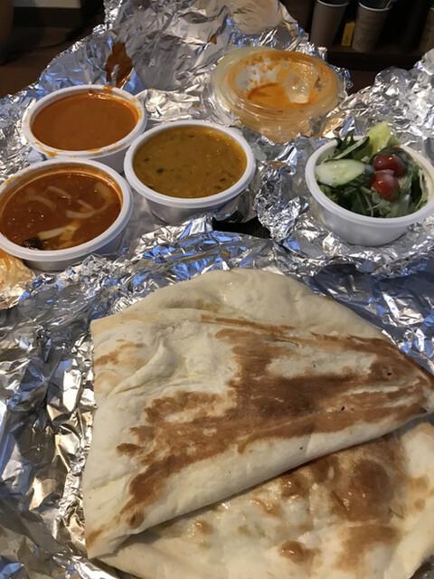 サムラート カレーハウス 高輪店の料理の写真