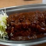 カレーの市民 アルバ - 料理写真:とんかつカレー(並)