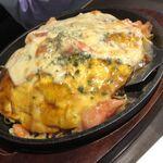 鉄板ダイニングTaishi - トマト&チーズもいいよ