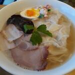 麺屋 まるきよ - 料理写真:銀青 塩