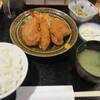 水仙 - 料理写真:フライ盛合せ定食!