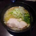 らー麺 とぐち - 塩ラーメン(鶏がら)