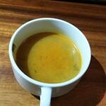アラシのキッチン - スープは美味しい。