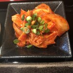 伊勢佐木町 肉寿司 - 極上豚キムチ