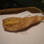 みかわ 是山居 - 超レア食材・ぎんぽう