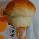平井製菓 - 料理写真:ハリスさんの牛乳あんパン