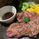Shiroganekohiten - 何ステーキだったか・・