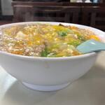 食道楽 - 中華飯650円