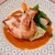 レストラン ジェファン - 平目のポワレ アメリケーヌソース