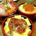 錦鮨 - 海鮮3種類
