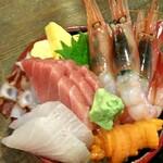 錦鮨 - 海鮮丼 アップ