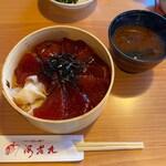 海老丸 - 鰹の手コネ寿司