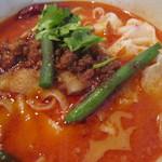 唐朝刀削麺 - 2012/5 マーラー麺