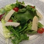 ペシェトリア マイモン - 季節感あるサラダ