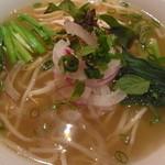 タイ ベトナム料理 GreeN - 鶏肉のフォー