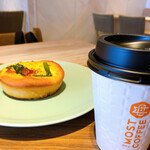 THE MOST BAKERY & COFFEE - モーニングコーヒーのもーよー