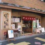お米ダイニングメダカのがっこう - 錦華通りの隠れた名物!大きな木の看板が目印!
