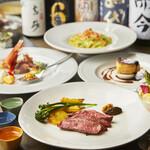 S Spiral - 20種の日本酒飲み放題付き8000円コース