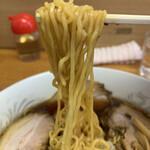 太尊 - 【2020.3.25】中加水ちぢれ細麺。