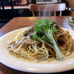 サヴォイ - 料理写真:カレースパ(セット)