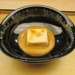 しち十二候 - 焼き胡麻豆腐