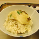 しち十二候 - 土鍋の鯛飯