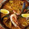 PEKOPEKO - 料理写真:魚介のパエリア