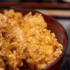 あたりや食堂 - 料理写真:2020.4 かすみ天丼(970円)