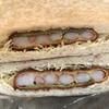 バーガー&サンドウィッチ ハンドレッド - 料理写真:海老カツサンド
