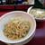 麺一盃 - 料理写真:つけめん「東京系魚介」