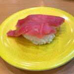 しらき寿司  - 料理写真:本まぐろ赤身285円(税抜)