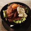 ビショック - 料理写真:ローストビーフ丼(並)