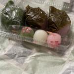 美好餅 - 草餅、桜餅、花見団子のセット