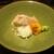 もと井 - 料理写真:お造り:アオリイカ、桜鯛、北海道の雲丹のそれぞれが とても美味しいのですが、アオリイカや桜鯛に 雲丹を一緒に頂くと また一段と味わい深さを堪能できます!     2020.03.27