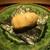 もと井 - 料理写真:穴子鮨:とてもふっくらとした食感の穴子の寿司を焼き海苔で巻いて頂きます。     2020.03.27