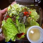 大衆イタリア食堂アレグロ - サラダ