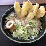 お弁当のヒライ - 料理写真:ごぼう天そば=360円