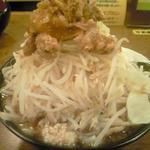 スタ麺 轟 - スタ麺 野菜・ニンニク