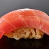 鮨 くりや川 - 料理写真:中トロ
