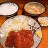 おぐろ - 料理写真:とんかつライス豚汁