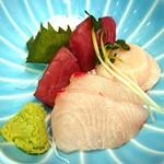 おいしい魚を食べさせる店 魚可津 -